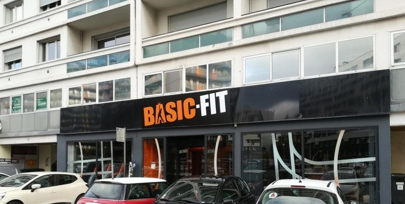 basic fit clermont ferrand