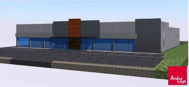 THIERS A LOUER LOCAL COMMERCIAL 482 M²