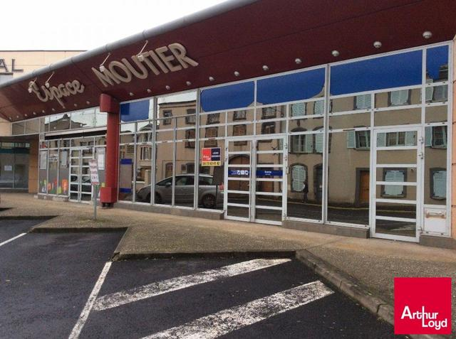 THIERS A VENDRE LOCAL COMMERCIAL 412 M²