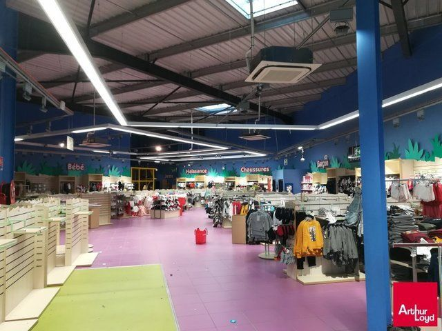 CLERMONT-FERRAND A LOUER LOCAL COMMERCIAL 1200 M²