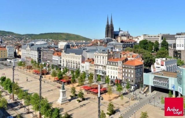 CLERMONT-FERRAND CENTRE-VILLE A CEDER LOCAL COMMERCIAL 34 M²