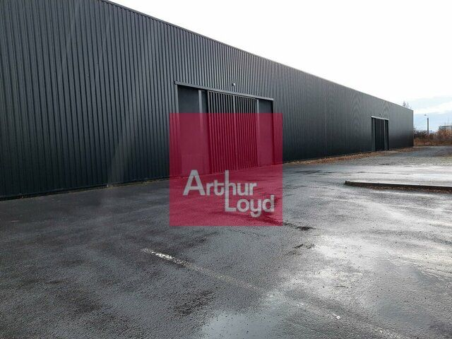 COURNON ZI A LOUER LOCAL ACTIVITE 580 M²